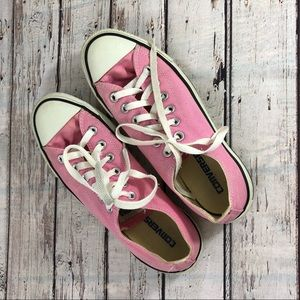 Converse All Star W9007 All Star OX Pink - Size 8